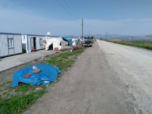 Of Refugee Camps and Kids